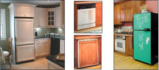 appliance facings