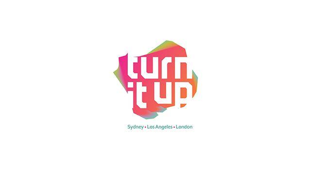 Turn It Up Logo Design Logo Design Proposal For Turn It Up Music