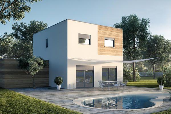 Maisons M2  des constructions personnalisées Maison Pinterest
