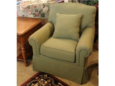 Green Jetton Furniture Inc Rocker/Glider   Made In Taylorsville, NC