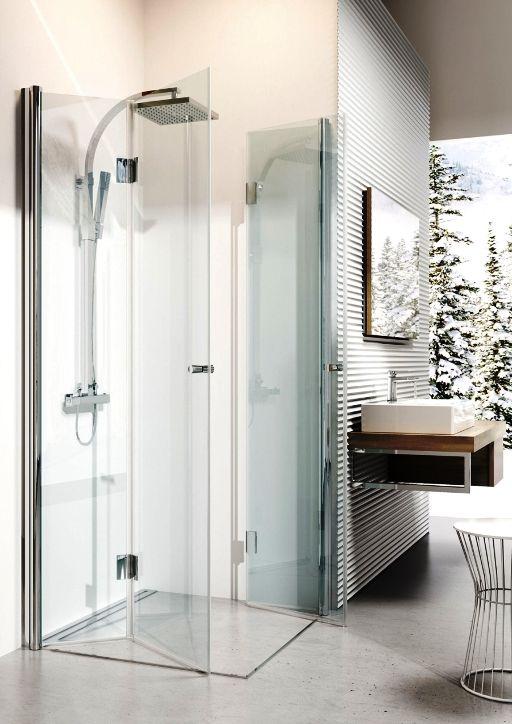 """Duschsystem, Regendusche, Duschset """"Cubic"""" von Deante. Erhältlich im Ebay-Shop """"Bluemabell"""""""