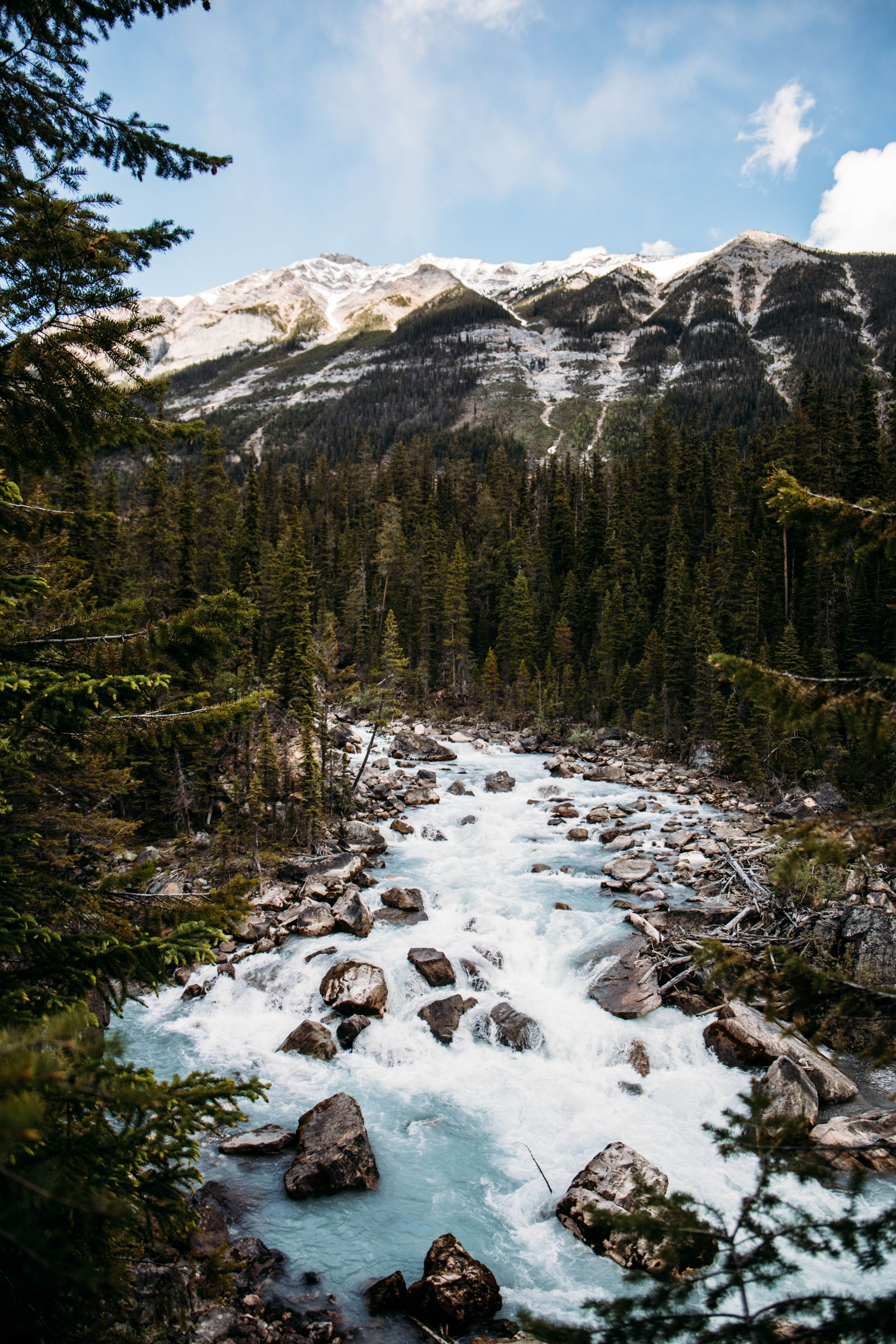 Les rocheuses canadiennes — itinéraire road trip de 10