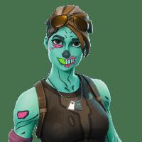 Fortnite Ghoul Trooper Outfits Fortnite Skins Ghoul Trooper Ghoul Trooper