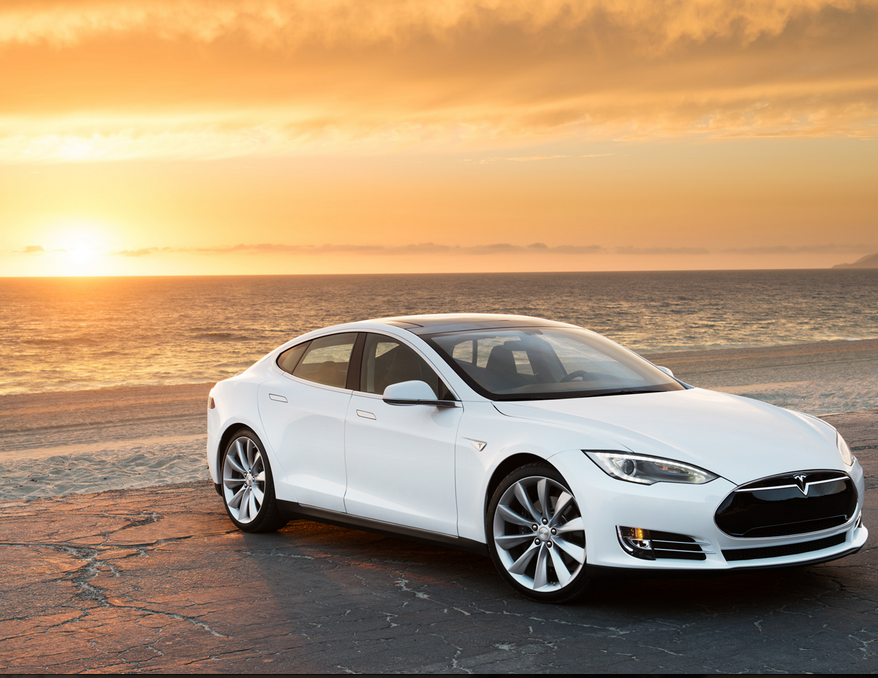 Droolworthy Tesla Model S. You could win this $125,000 electric car ...