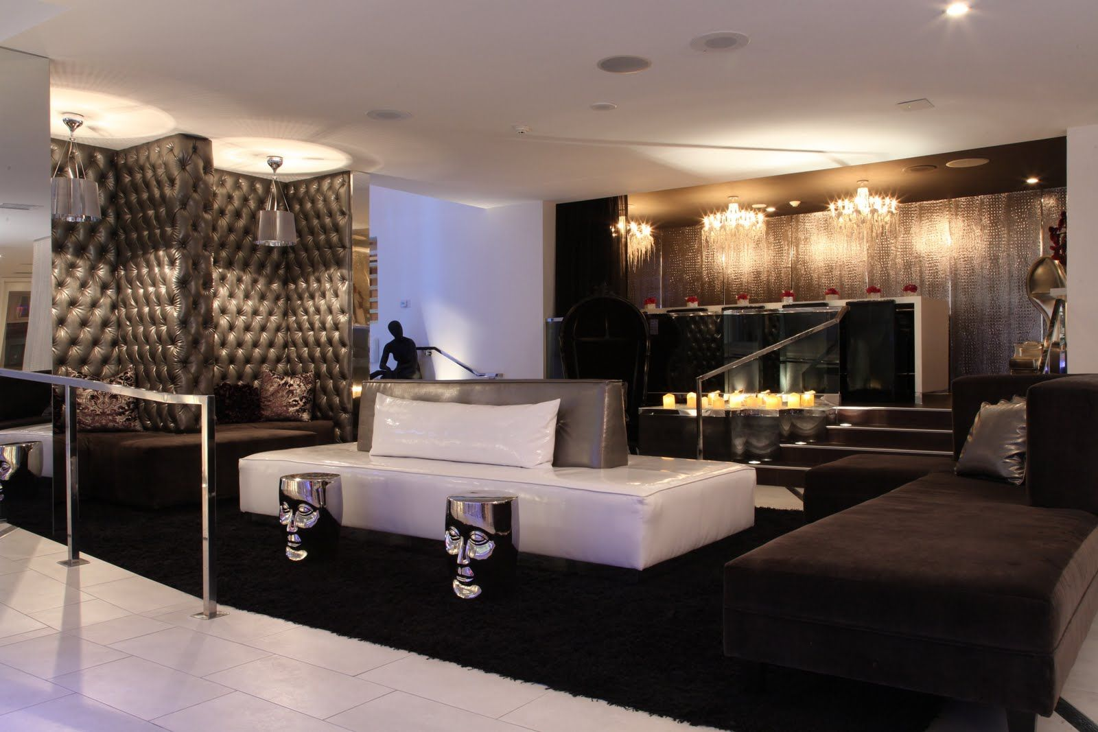 Rumor Boutique Hotel In Las Vegas Is Fabulous Modern Glam With An Almost Palm Springs Vibe