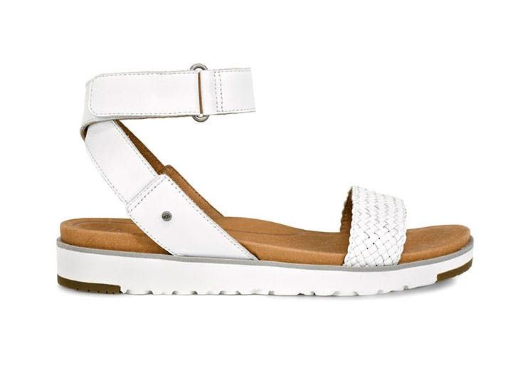 f77b7ac5557e 9 Cute Sandals That Won t Kill Your Feet via  PureWow
