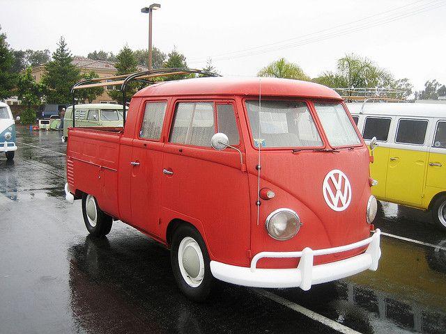 Sweet 4 Door Bus Truck Volkswagen Transporter Vw Camper Campers