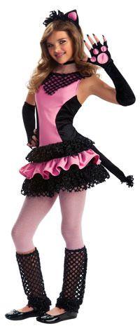 Teen Black Kitty Costume,#Teen#Black#Costume | High ...