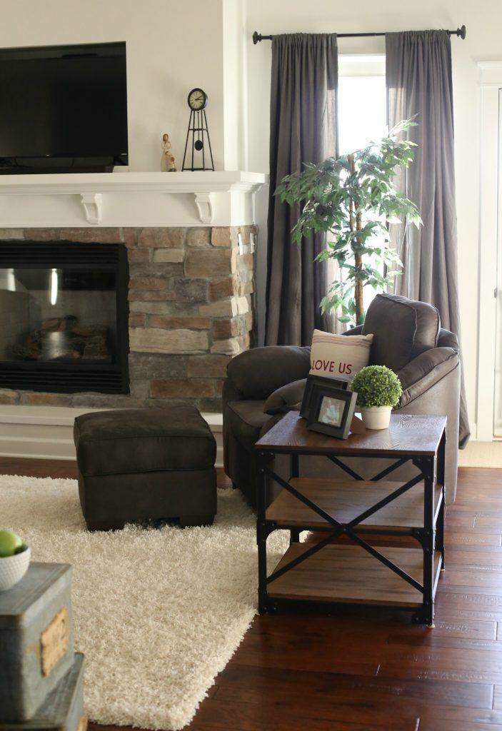 Living Room Decor from Wayfair   Wayfair living room, Living room decor curtains, Living room decor