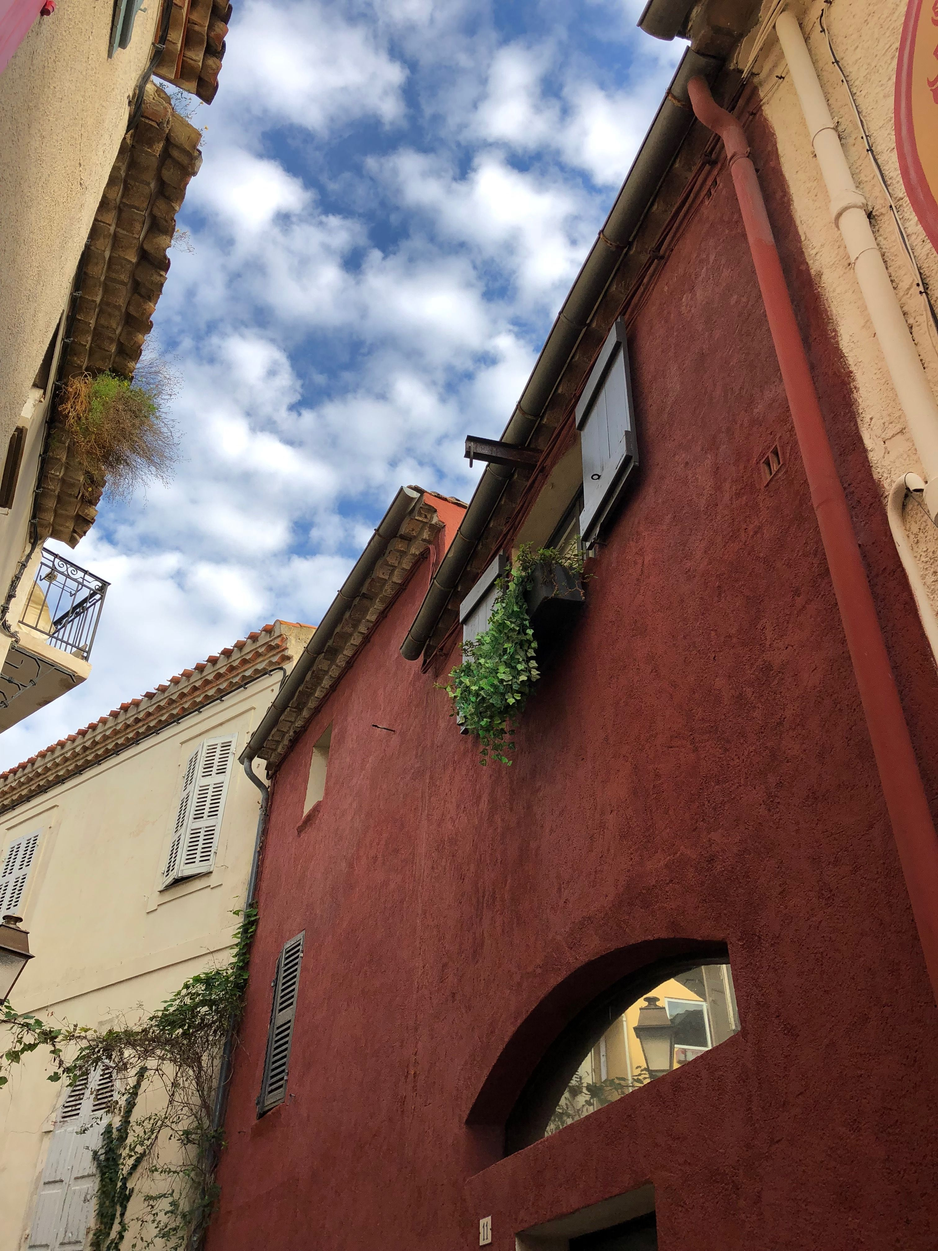 Le Castellet, France Nov.9,2018 France travel, France