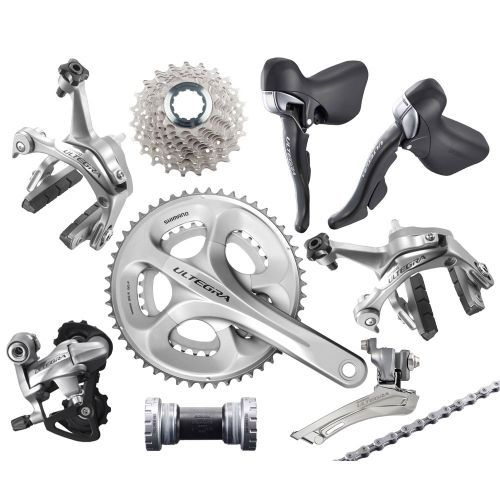 Shimano Ultegra 10 Speed Groupset 600 I Would Take The Brakes