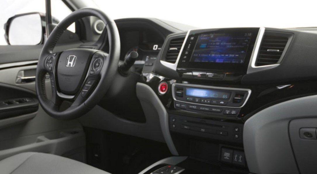 2019 Honda Passport Technology Best Cars To Drive Pinterest