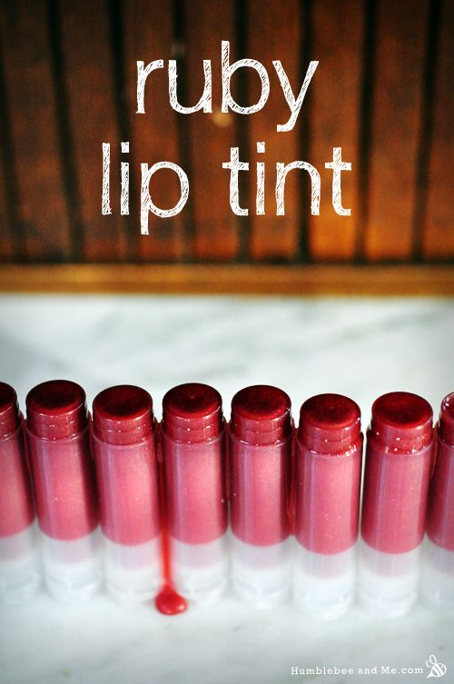4b7f59e9c213 How to Make Ruby Lip Tint