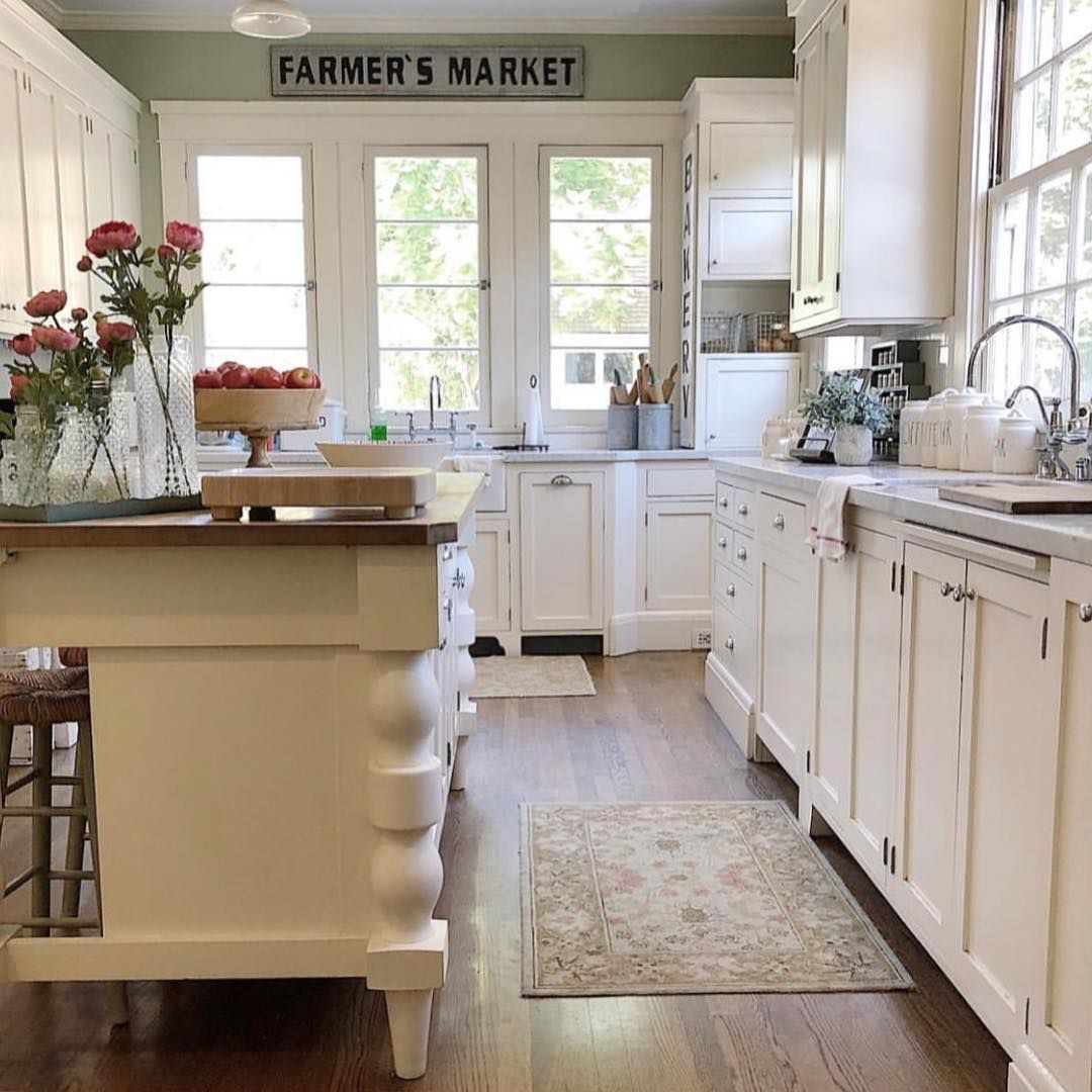 I Love Leslie S My100yearoldhome Kitchen There Are So Many