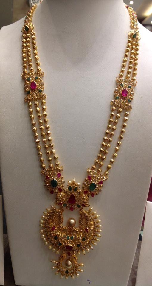 Rani Haar Gold Jewelry Fashion Bridal Gold Jewellery