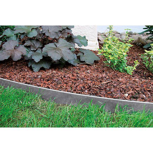 Rasenkante Stahl verzinkt | Rasenkanten, Nachbarschaft und Gräser