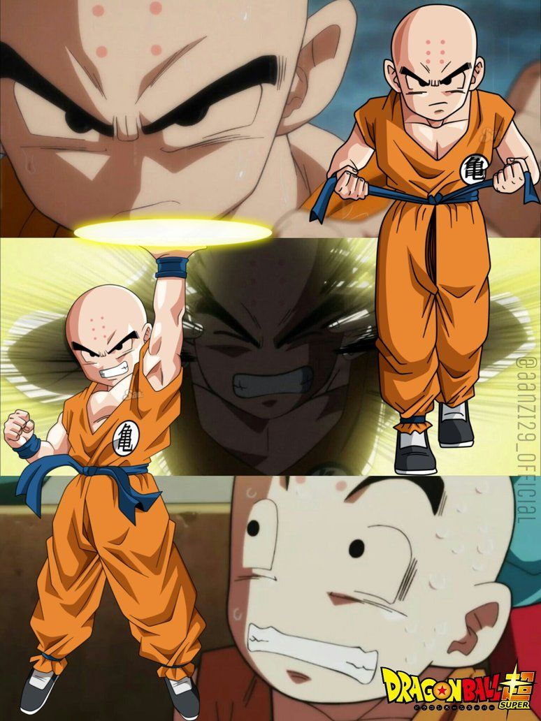 Kuririn Universe 7 Universe Survival Arc By Alanas2992 Dragon Ball Z Dragon Ball Super Dragon Ball