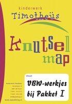 vakantie Bijbel Weken Pakket I - Knutselmap met werkjes