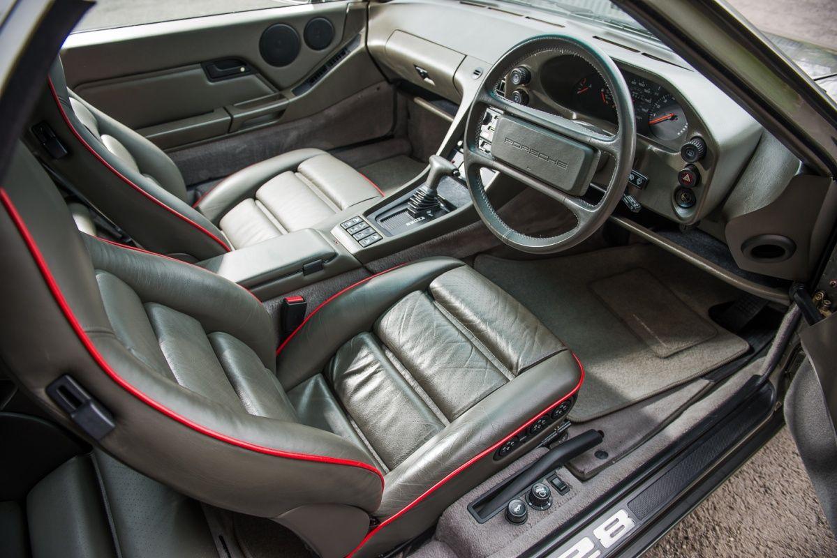 1988 Porsche 928 S4 Porsche 928, Porsche, Car seats
