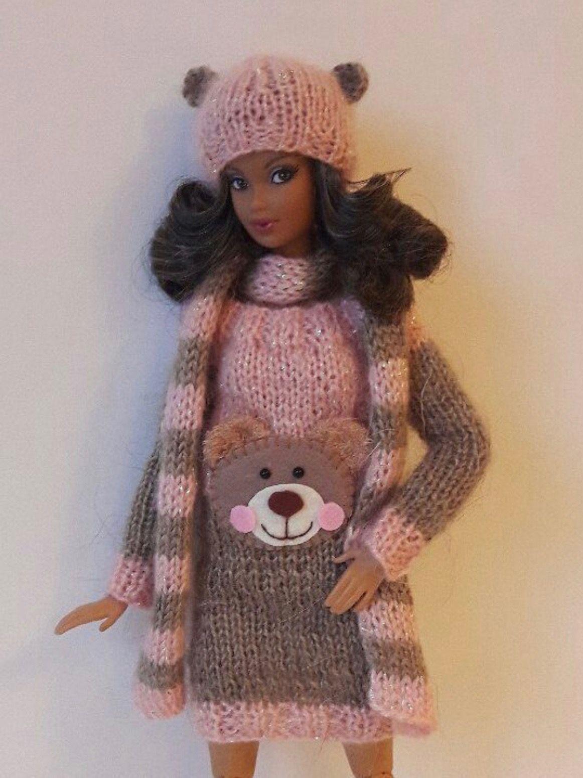 4635284 By Tiffanysdolls Barbiekleertjes Maken Pinterest