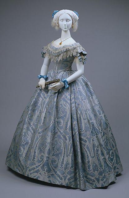 1860 dresses - Google Search