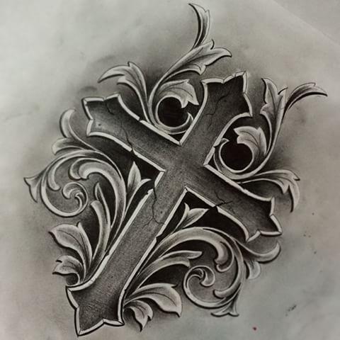 https://s-media-cache-ak0.pinimg.com/originals/a5/e7/69/a5e769bfa05d565f438c195f682899c8.jpg Cross Tattoo Drawings In Pencil