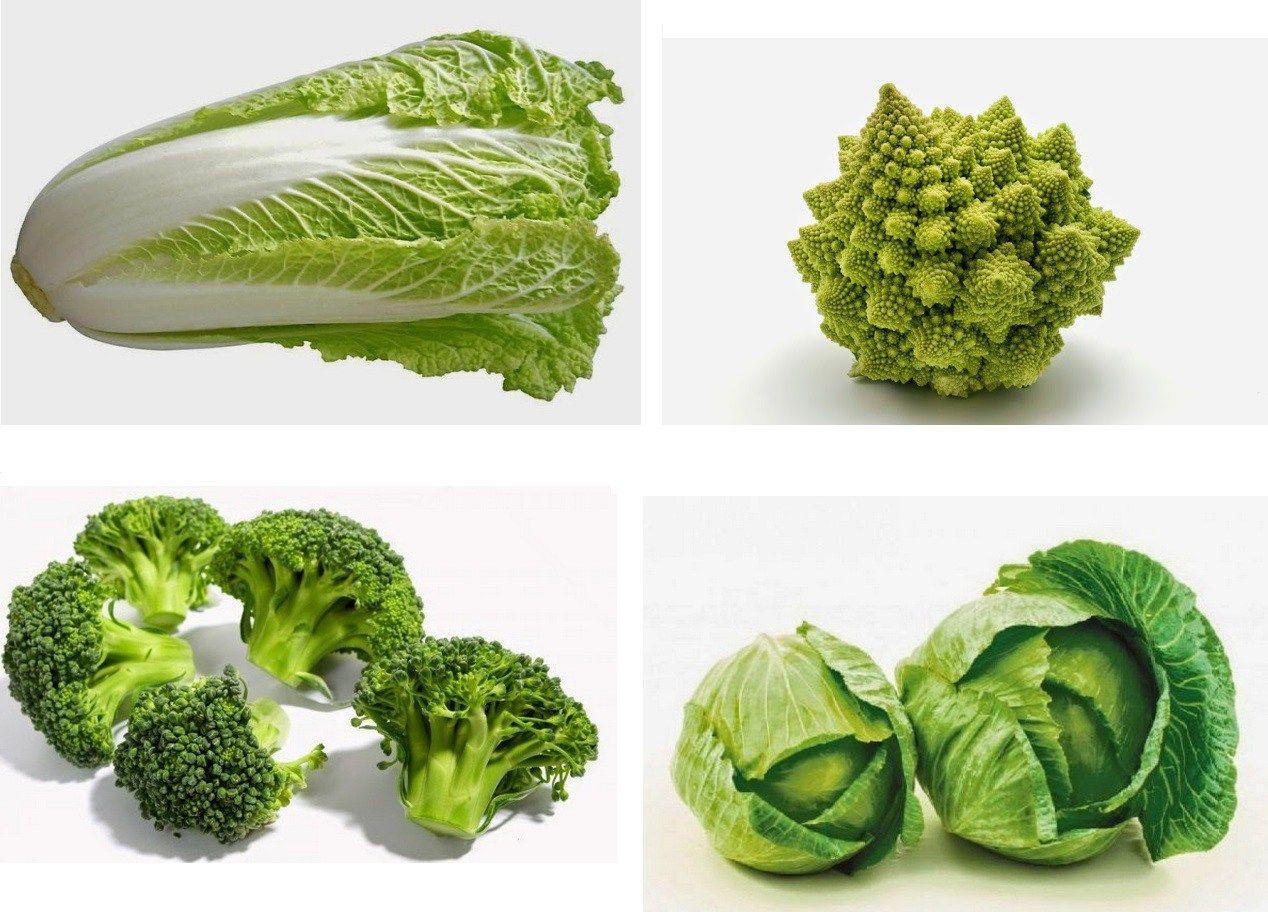 Диета Зелена Капуста. Капустная диета