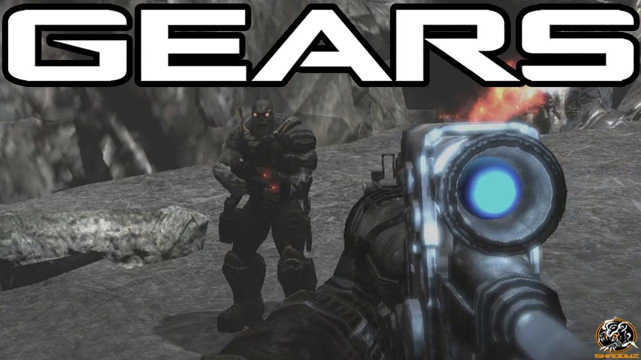 Gears of War First Person Shooter!? (Gears of War First Person Mod)