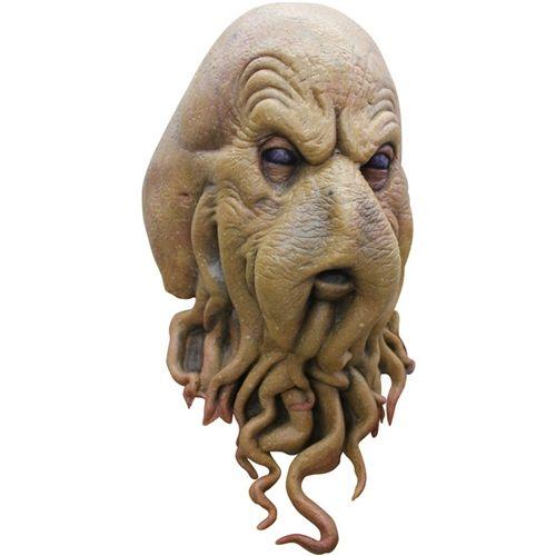 the 12 masks of halloween 6 the cthulhu alien - Alien Halloween Masks