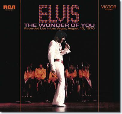 Elvis : The Wonder Of You FTD CD [Stereo] : Elvis Presley
