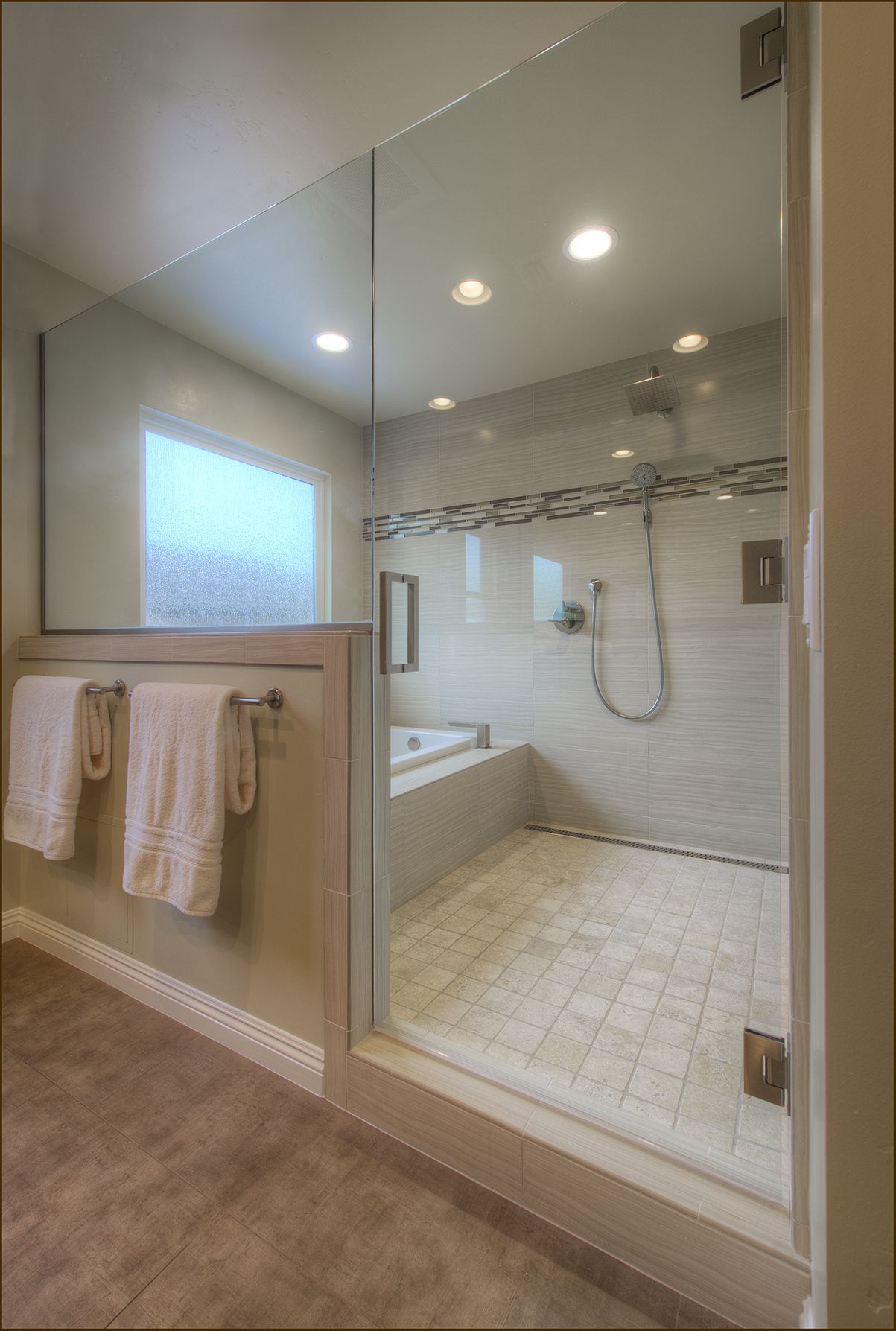 I Master Bath Wet Room