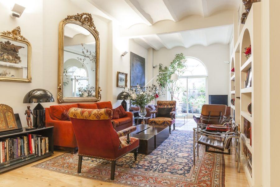 Vivir En El Viso De Madrid Casas Y Pisos De Lujo En Venta Y Alquiler Con Imagenes Casas De Un Piso Decoracion Hogar Casas