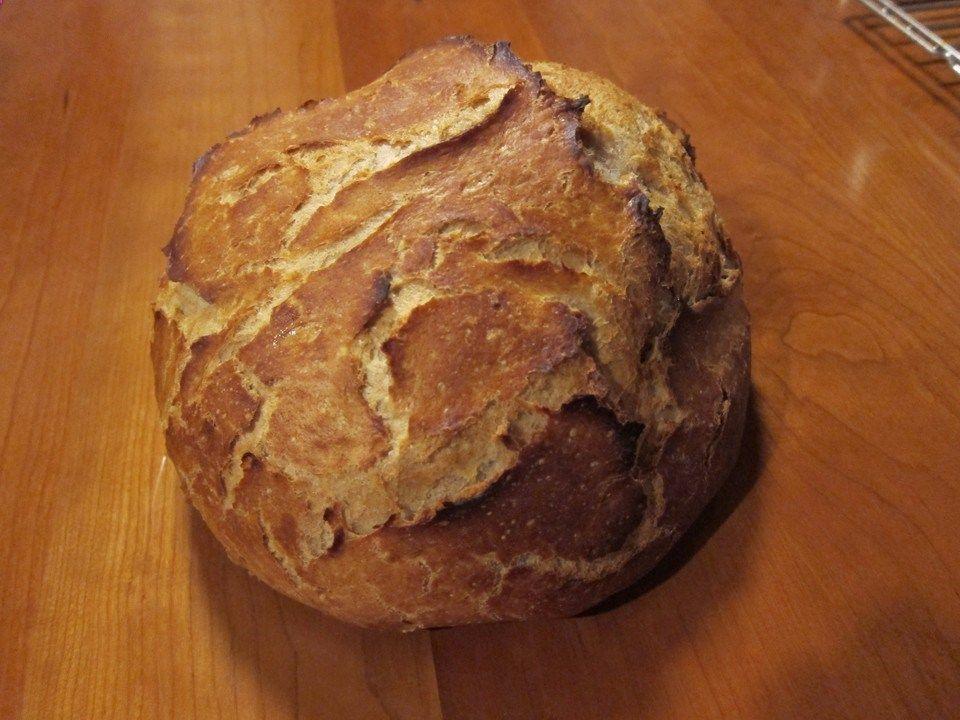Schwäbisches Genetztes (Brot)