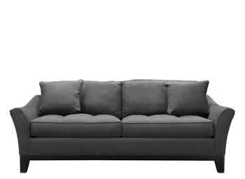 Living Room   Rory Microfiber Queen Sleeper Sofa | Sleeper Sofas | Raymour  And Flanigan Furniture