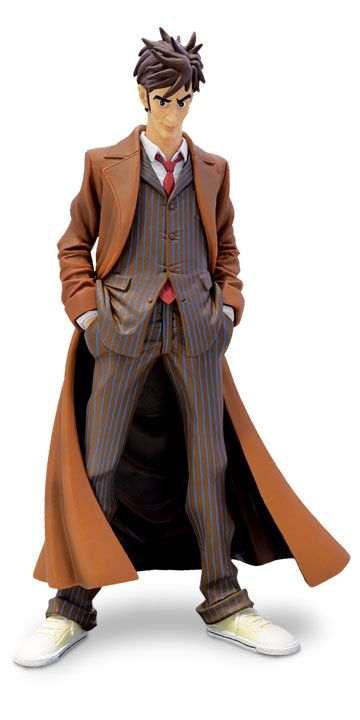 Big Chief Studios Doctor Who 10th Doctor Dynamix Exclusive Edition Doctor Who 10th Doctor Brown Suits