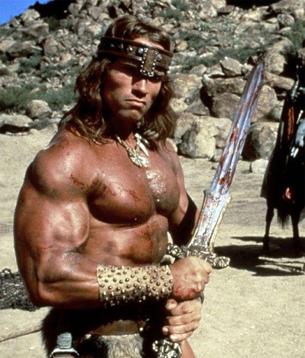"""Andrea Berloff será la guionista de """"La Leyenda de Conan"""". Además, Arnold Schwarzenegger protagonizará nuevamente la película."""