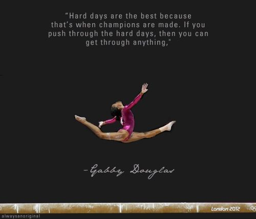 Sad Quotes About Depression: Gymnastics Quotes Tumblr - Google