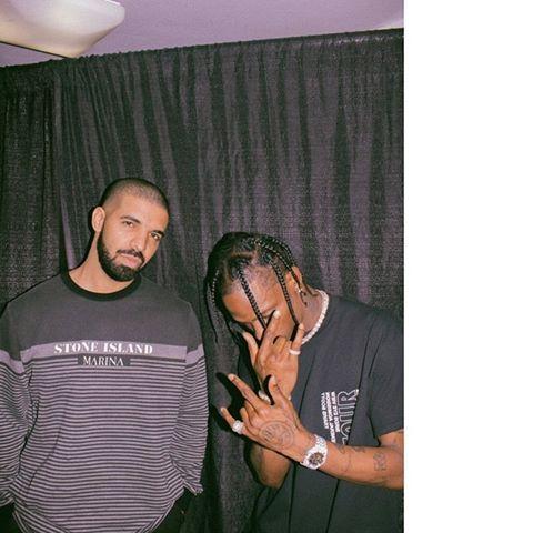 Drake and travis