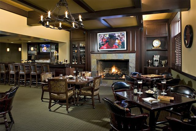 evanston golf club skokie il interior design by mary cook design hospitality design golf clubhouse pinterest