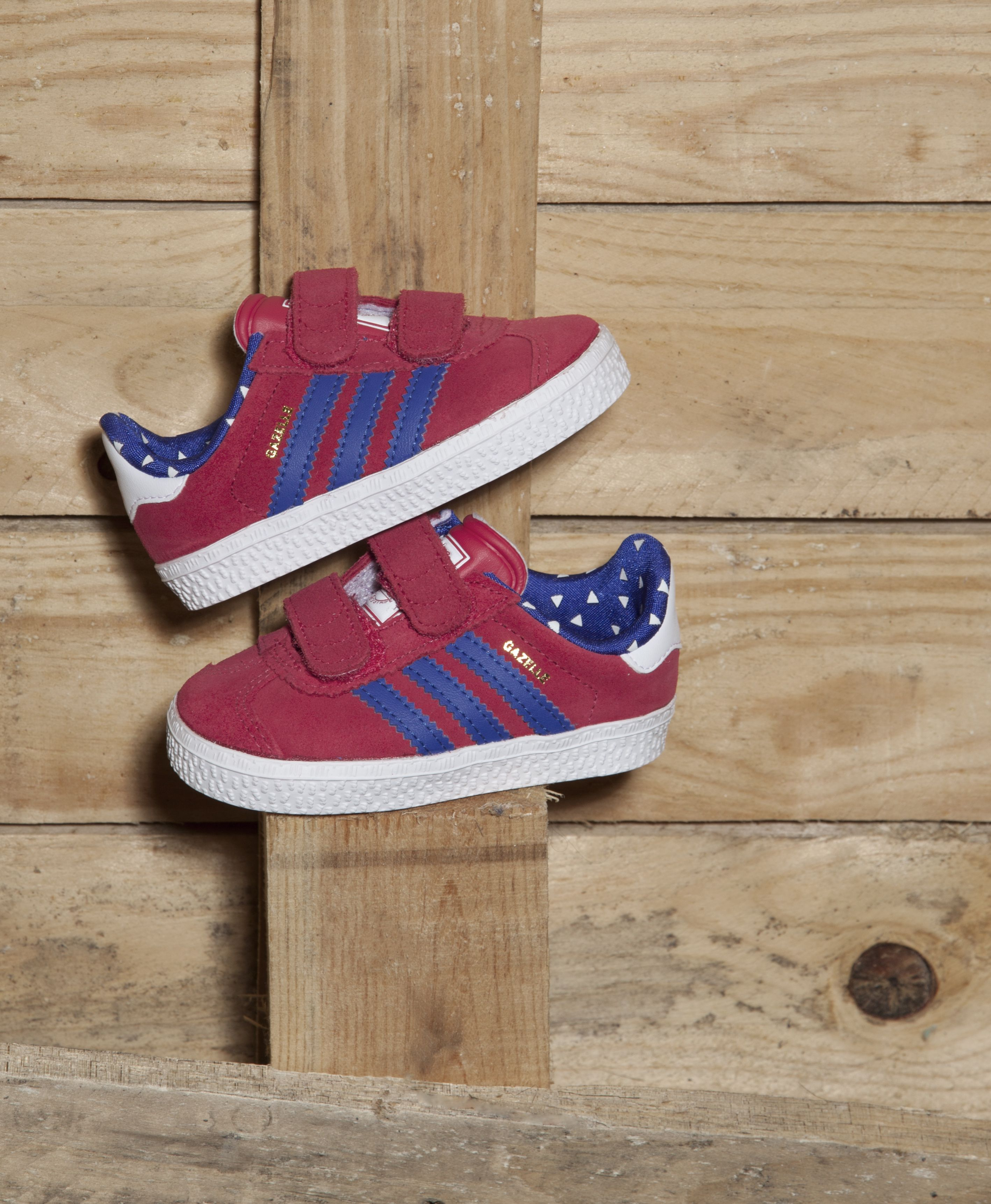 on sale 3fd95 6a086 The Adidas Gazelle 2 in punchy pink would be a great addition