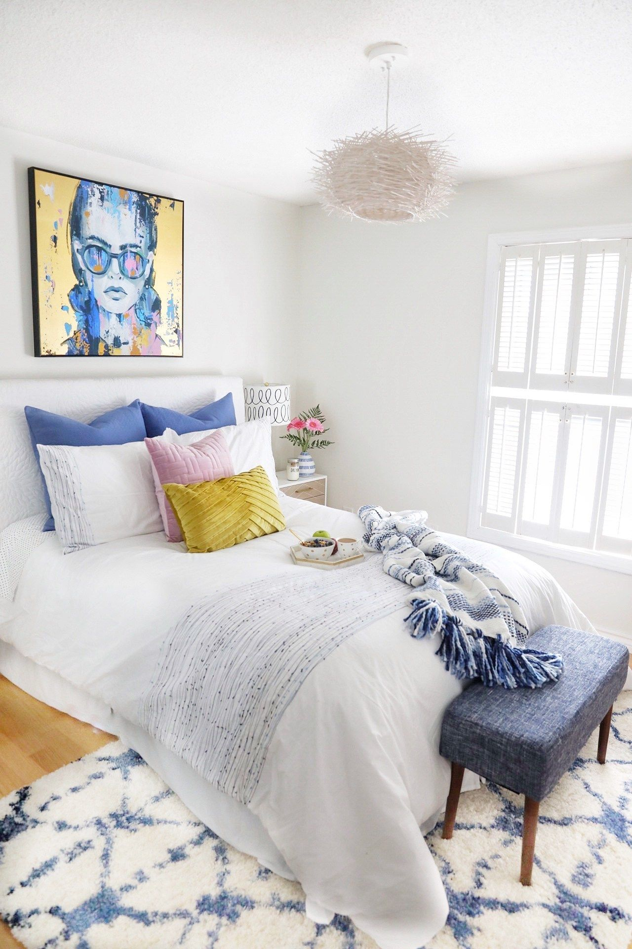 These 8 Unique Guest Bedroom Decorating Ideas All but ...