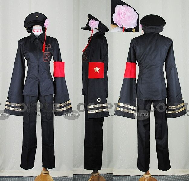 Aph China Cosplay Idees