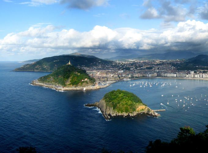 San Sebastián,Basque country