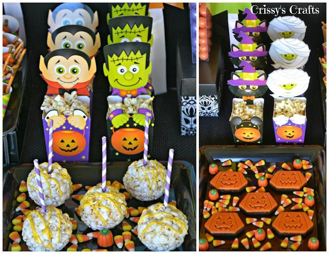 Crissy\u0027s Crafts Trick or Treat Party and $50 Oriental Trading