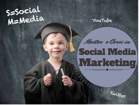 Master & Corsi in Social Media Marketing