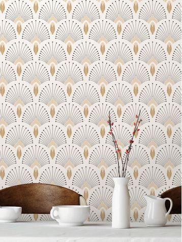 papier peint paper mint 1925 for the home en 2018 pinterest papier peint peindre et. Black Bedroom Furniture Sets. Home Design Ideas