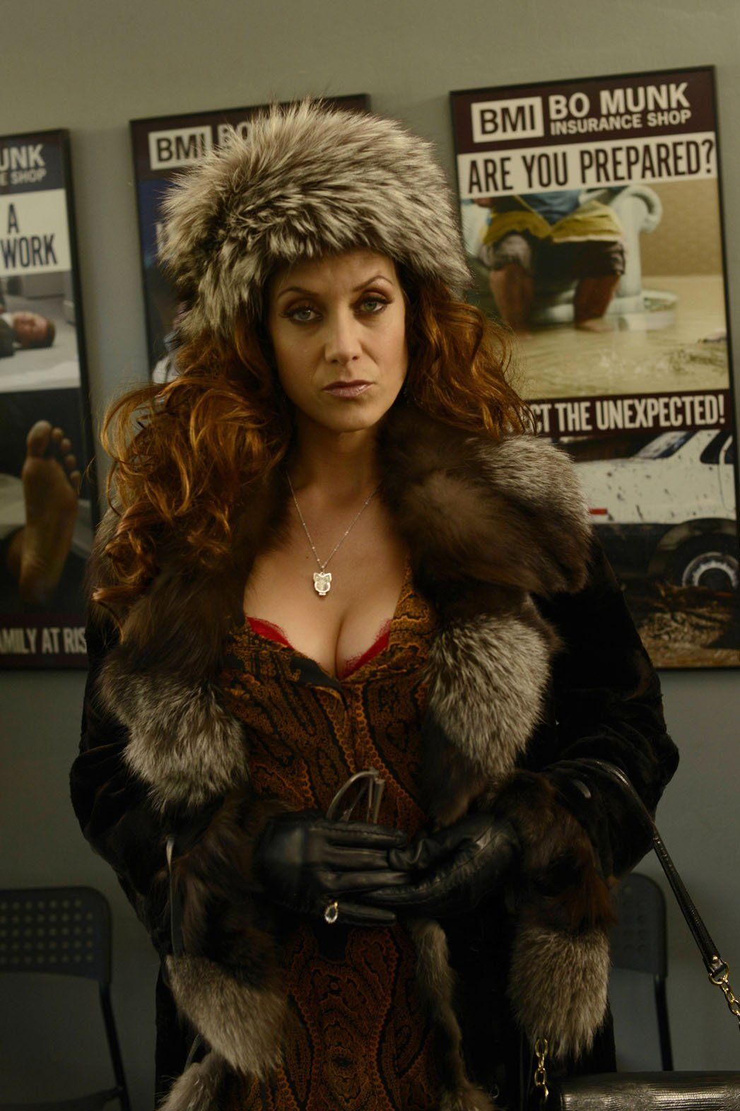 Fargo S Kate Walsh On Character S Arc She Has A Pretty Great