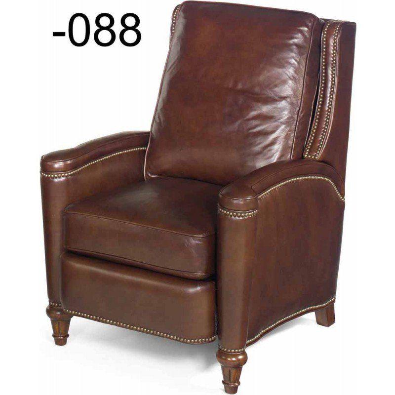 Bradington Young Seven Seas Recliner Brown Leather Recliner Chair Leather Recliner Recliner