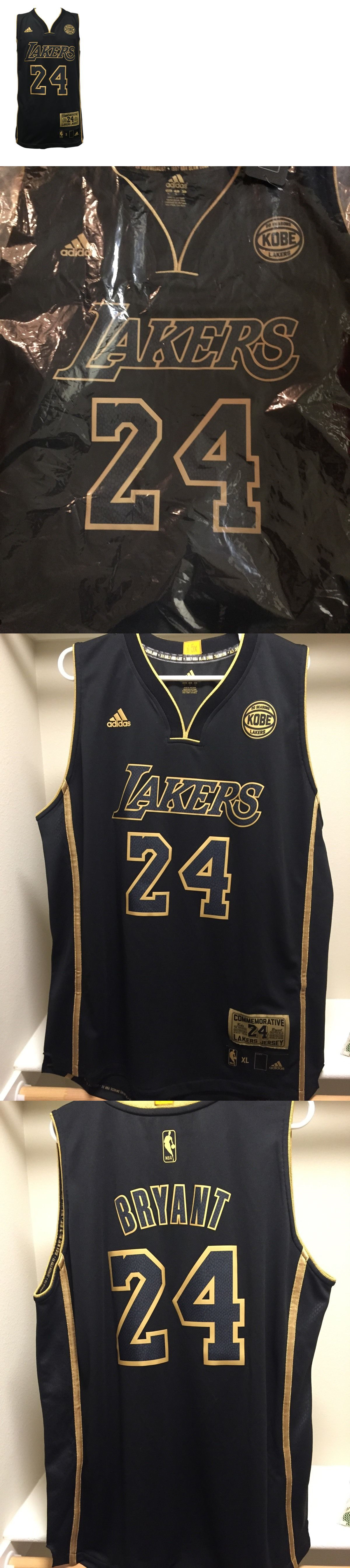 2dab4d195f1 Men 158965  Kobe Bryant Retirement Limited Edition 1 824 Snakeskin Accent  Swingman Jersey Xl -