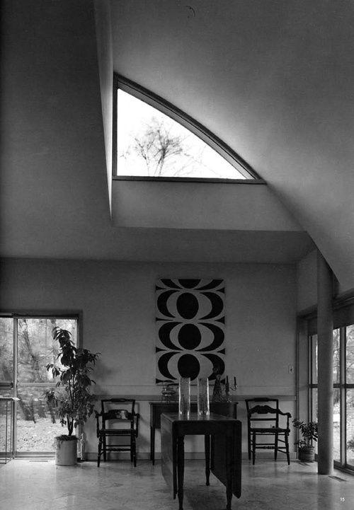 Vanna Venturi House - Robert Venturi - Philadelphia, PA - 1962